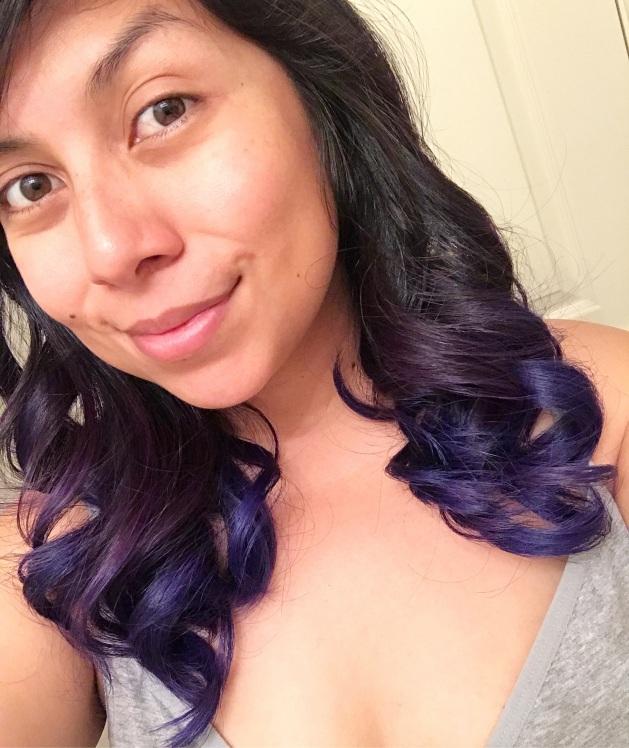 finally added purple