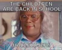 madea back to school
